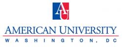 American University, Health Studies Department