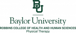 Baylor University, Physical Therapy Department