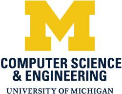University of Michigan, Computer Science and Engineering Department