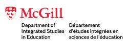 McGill University, Department of Integrated Studies Faculty of Education