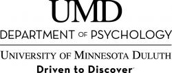 University of Minnesota Duluth, Psychology Department