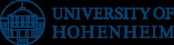 University of Hohenheim - Universität Hohenheim