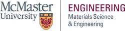 McMaster University, Materials Science and Engineering Department